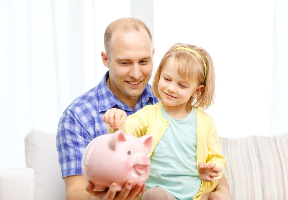 spaarrekening kind